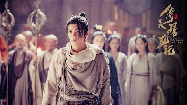 Heavenly Sword Dragon Saber Joseph Zeng Shunxi
