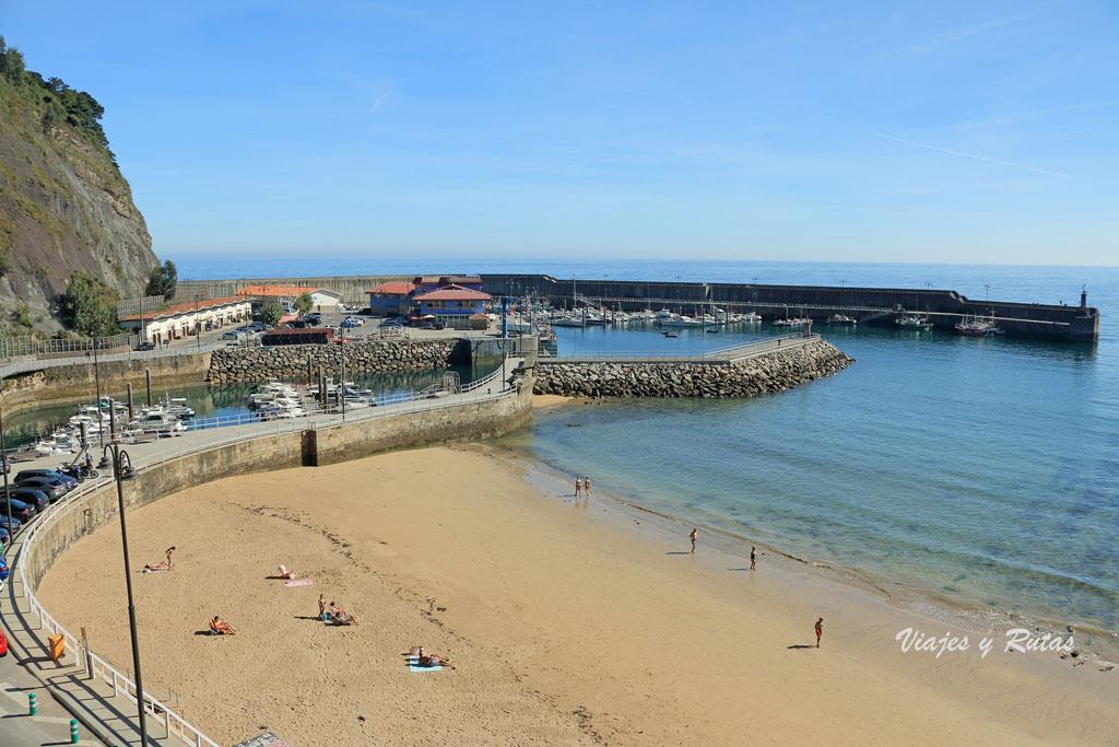 Playa de Lastres, Asturias