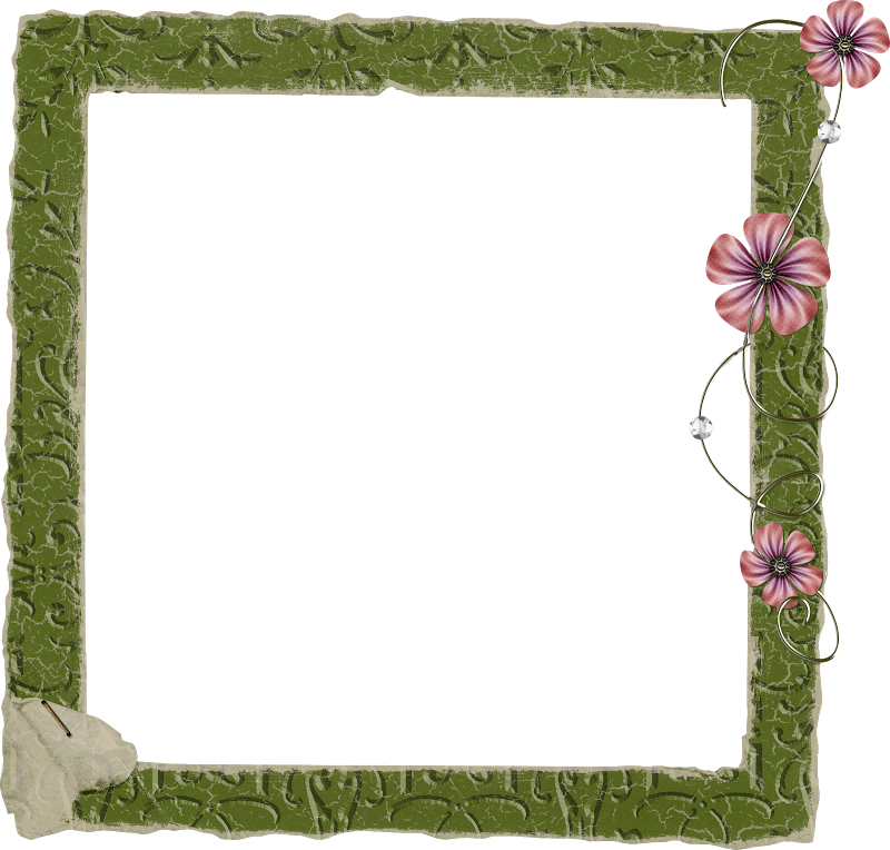 free printable frames with flowers