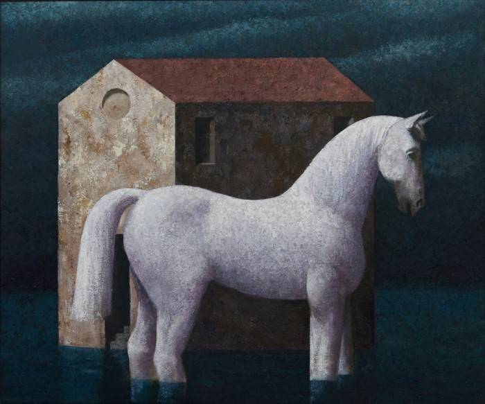 Итальянский художник. Matthias Brandes