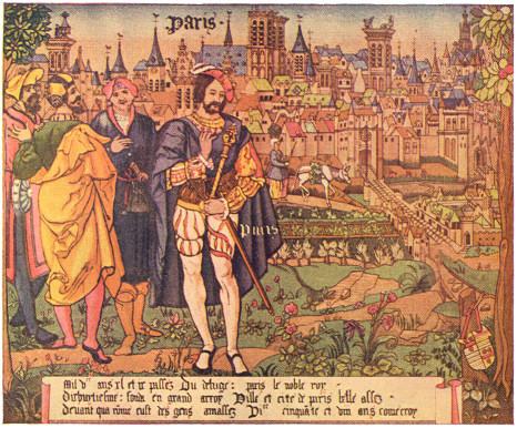 Cuaderno de Historia, J. Ossorio: Tapices en la Edad Media, Julia De ...