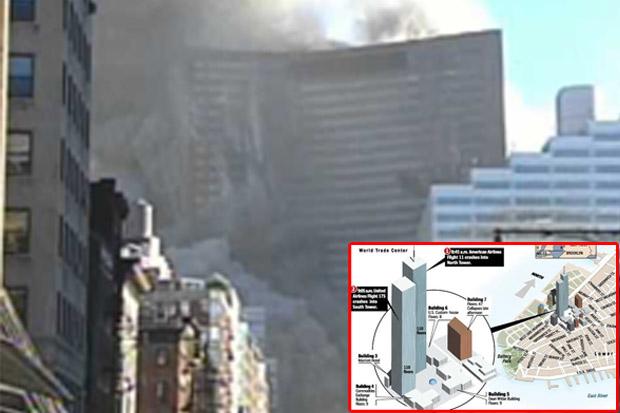 Mengejutkan! Laporan Terbaru Sebut Menara 7 WTC Hancur Bukan karena Terbakar : Berita Terbaru Hari Ini