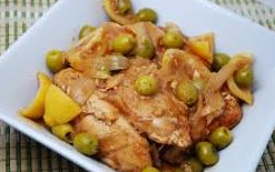 Olive Chicken urdu