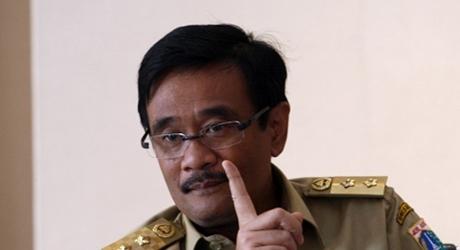Disindir Fadli Zon Soal Karangan Bunga, Ini Kata Djarot Saiful Hidayat