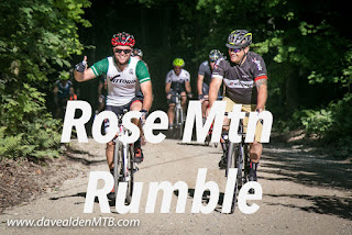 Rose Mountain Rumble Gravel Ride