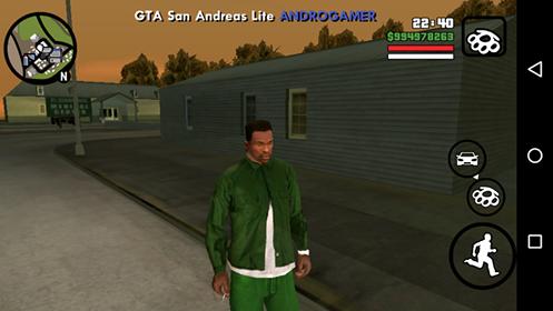 تحميل لعبة gta san للاندرويد بدون انترنت بحجم 200 ميجا