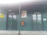 Estación de tren Real de San Carlos