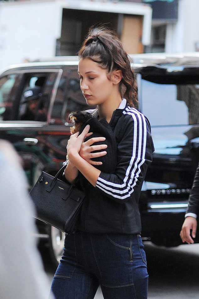 Bella Hadid were once again spotted together in New York.