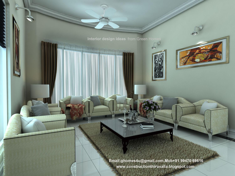 small living room designs kerala style roman green homes beautiful design