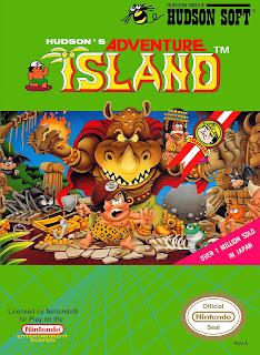 Adventure Island (BR) [ NES ]