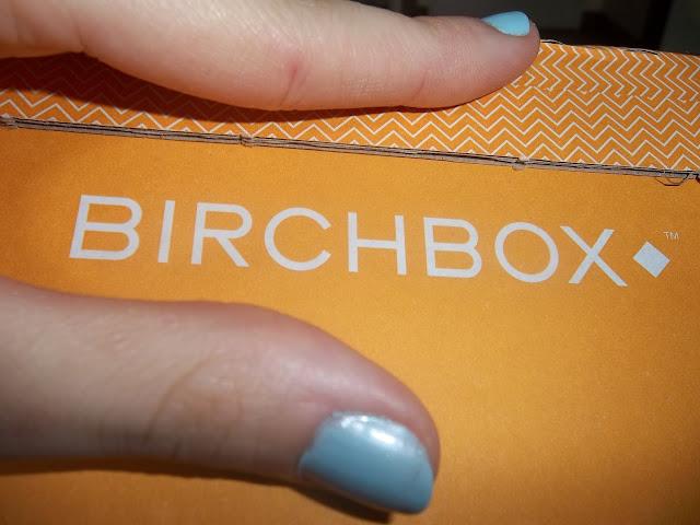 Birchbox - Août 2013