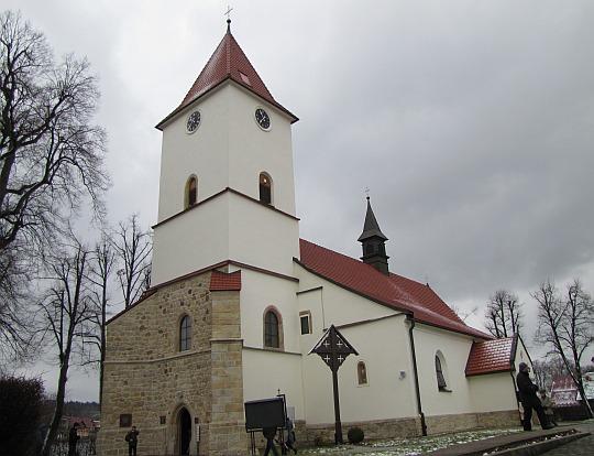 Kościół parafialny pw. św. Andrzeja Apostoła