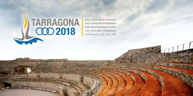 Juegos Mediterráneos 2018 (Tarragona, España)
