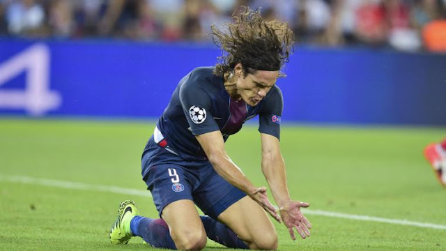 Cavani PSG Ligue 1