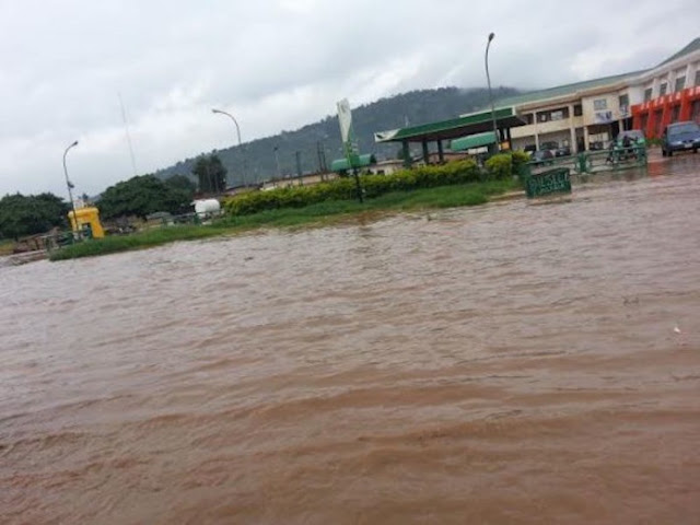 Relief as Abuja, Enugu Residents Experience First Rainfall