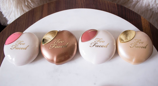 Peaches & cream : too faced