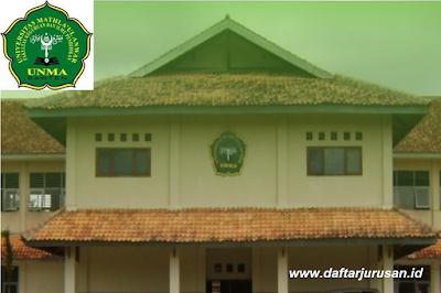 Daftar Fakultas dan Program Studi UNMA Universitas Mathla'ul Anwar Banten
