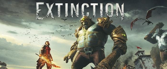 Extinction системные требования