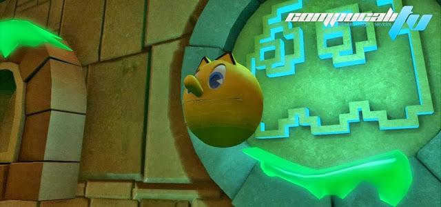 Pac Man And The Ghostly Adventure Xbox 360 Español Región Free