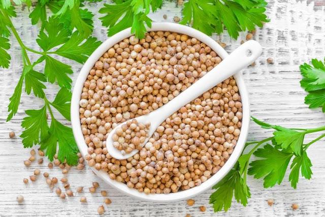 الكزبرة لها فوائد عديدة من ضمنها علاج التهاب الجلد وتقوي جهاز المناعة 3