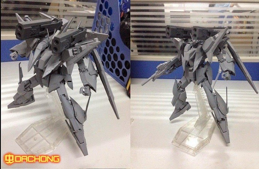 MC Model RX-105 1/144 Xi Gundam