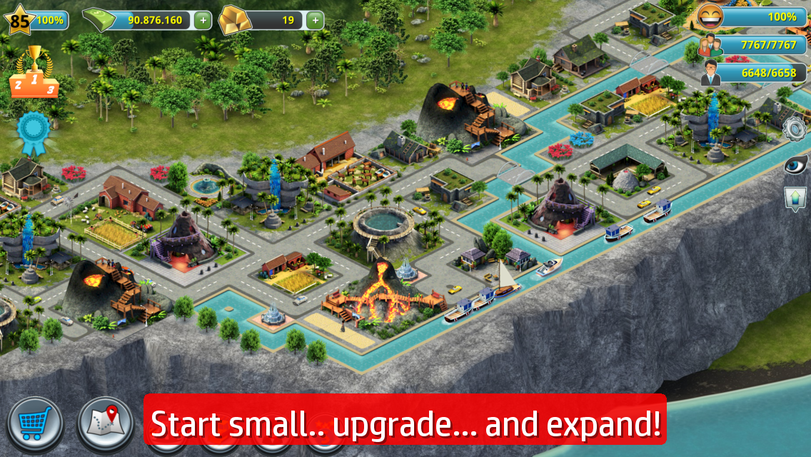 Download City Island 3 Building Sim MOD APK