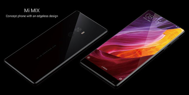 Xiaomi Mi Mix Specifications - Specgadgets