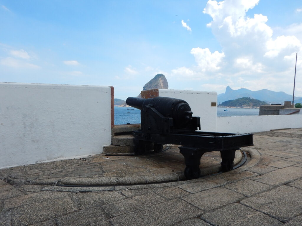 Fortaleza de Santa Cruz da Barra em Niterói