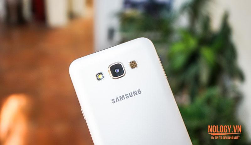 Camera của Samsung Galaxy E7