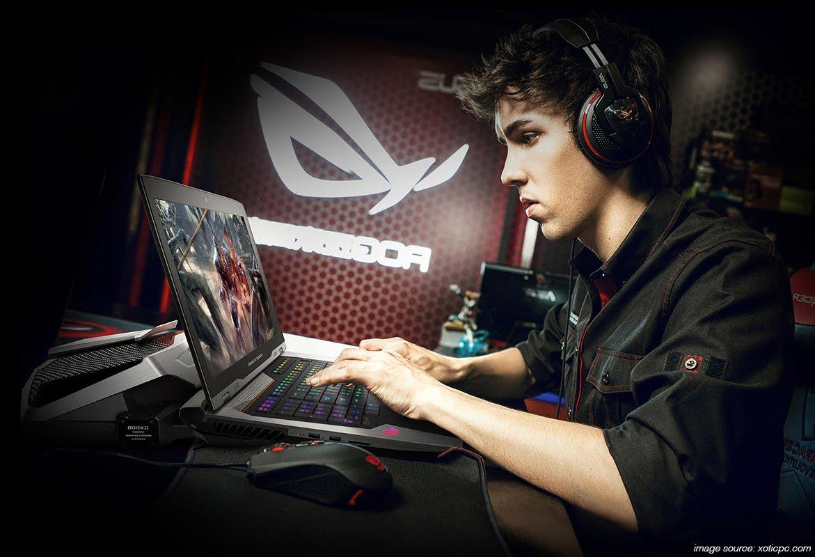 ASUS ROG GX800, High-End Gaming Notebook untuk para 'Sultan'!