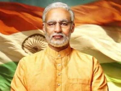Vivek Oberoi first look in PM Narendra Modi Biopic