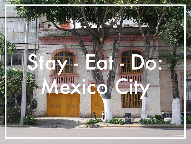 mexico city, travel guide