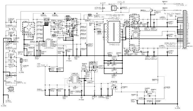electronics mini project circuit