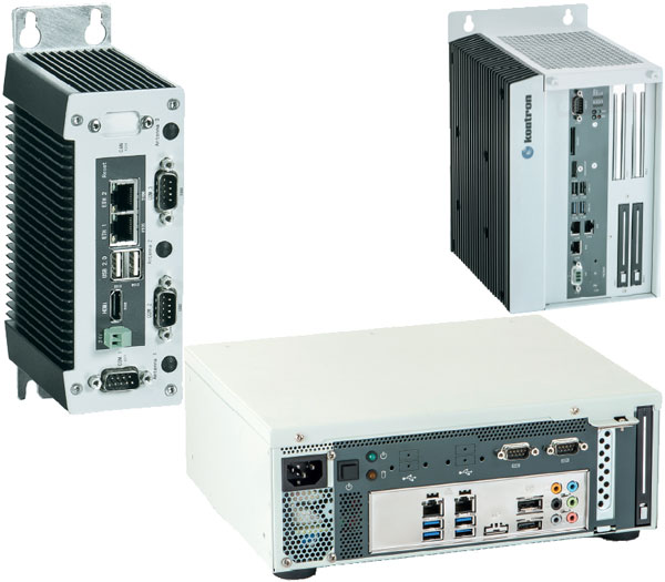 Industrial Embedded Computer
