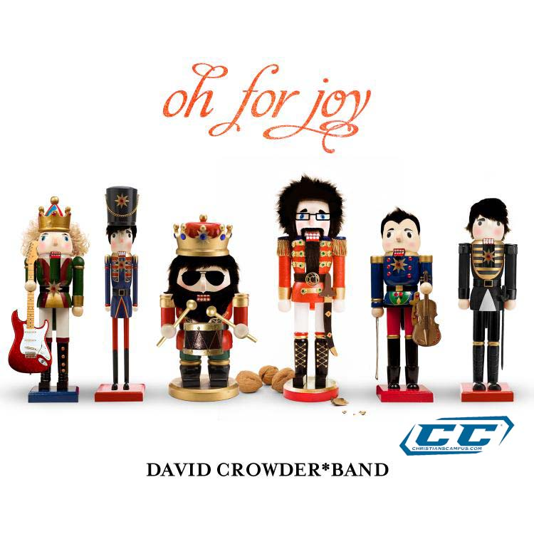 David Crowder Band - Oh for Joy 2011 English Christian Album