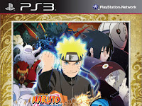 Game PS3 - Naruto Shippuden Ultimate Ninja Storm 3 Full Burst