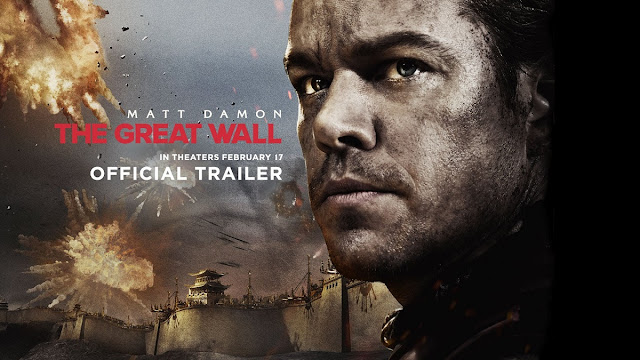 Matt Damon, Pedro Pascal, Willem Dafoe, Yimou Zhang, The Great Wall (2016), CINE ΣΕΡΡΕΣ,