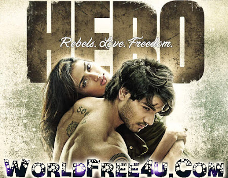 Cover Of Hero (2015) Hindi Movie Mp3 Songs Free Download Listen Online At worldfree4u.com