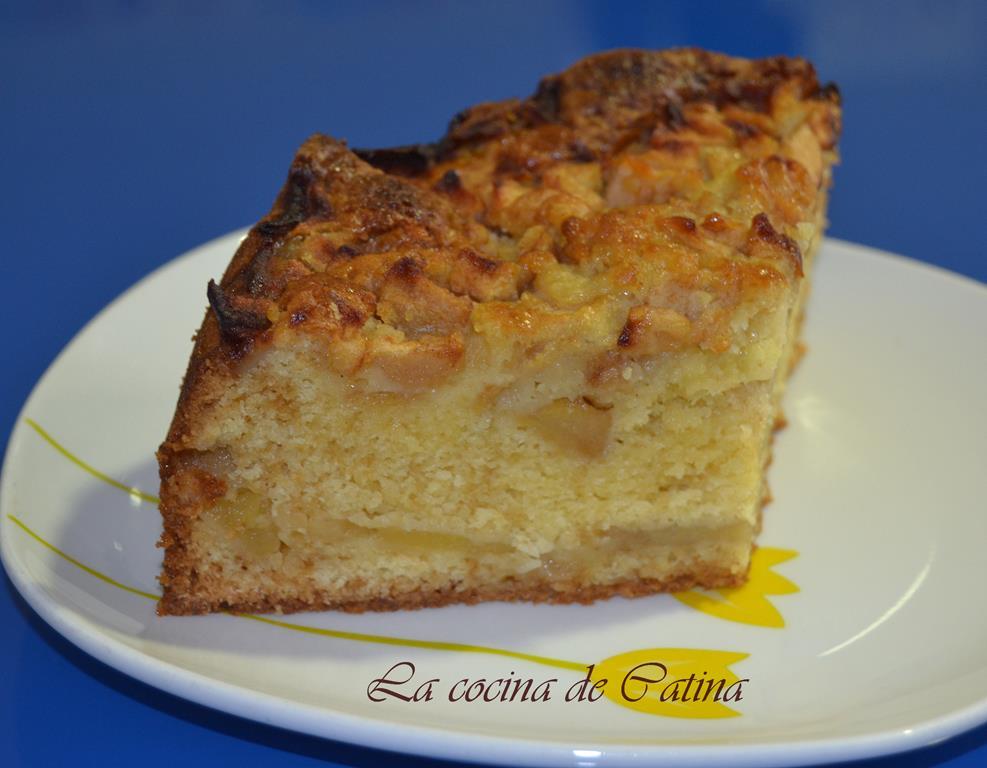 Pastel jud o de manzana la cocina de catina - Fp de cocina ...