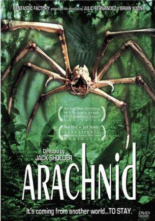 Arachnid 2001 HDRip 750MB Hindi Dual Audio 720p Watch Online Full Movie Download bolly4u