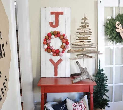 Diy home sweet home 8 super simple christmas decorations for B m xmas decorations