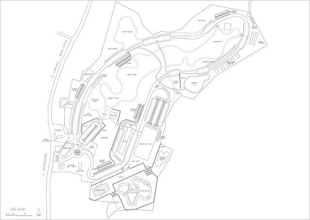 Site Plan Kawasan