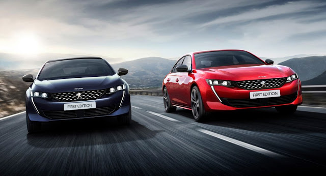 New Cars, Paris Auto Show, Peugeot, Peugeot 508, Reports