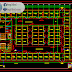 مخطط مشروع اسطبل كبير للاحصنة اوتوكاد dwg