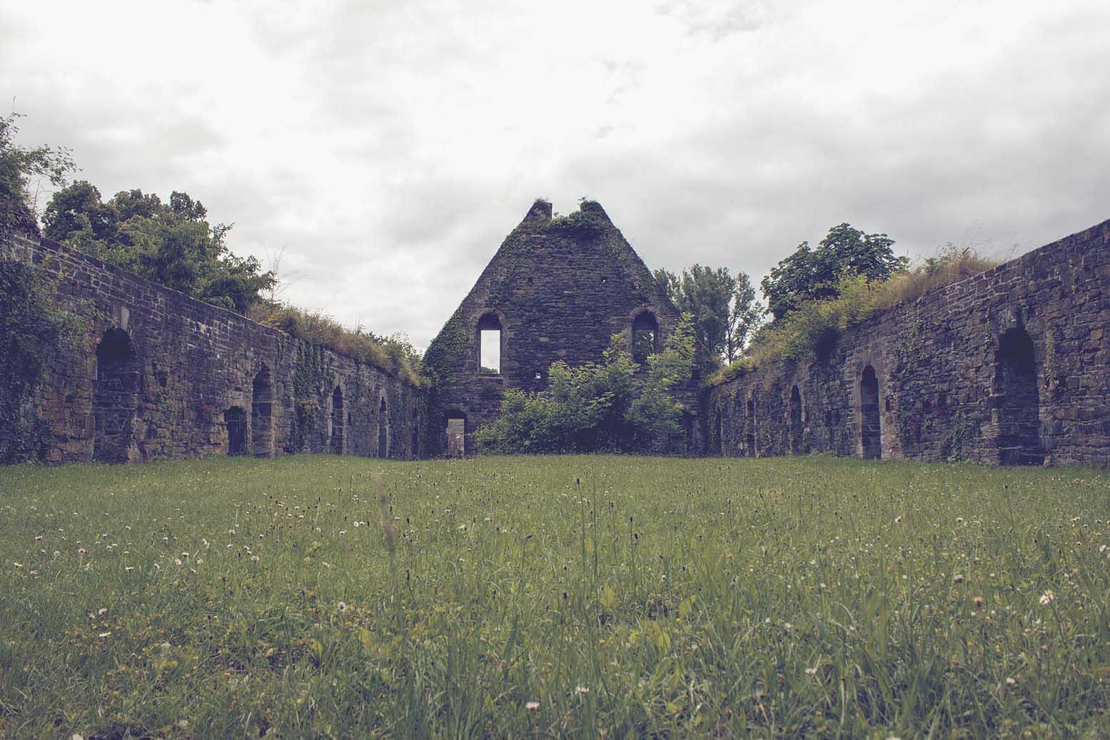 Belgium monastery