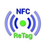 NFC ReTag app