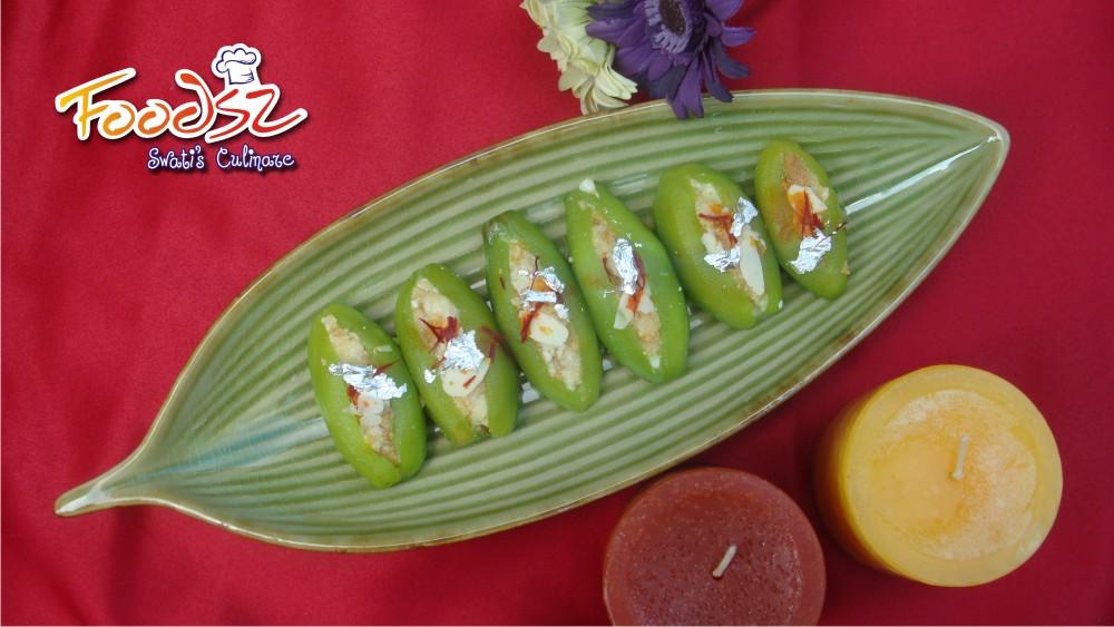 Foodsz Parwal Ki Mithai