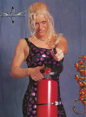 Denise Riffle aka Chastity - WCW