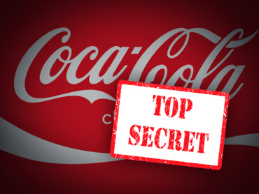 coca-cola top-secret