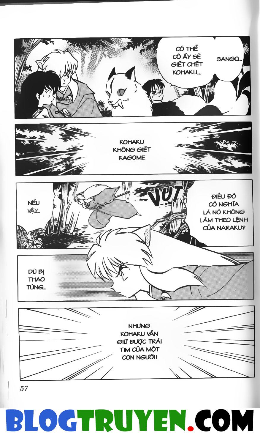 Inuyasha vol 19.3 trang 18